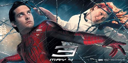 Nuevo cartel de Spiderman 3 (2)